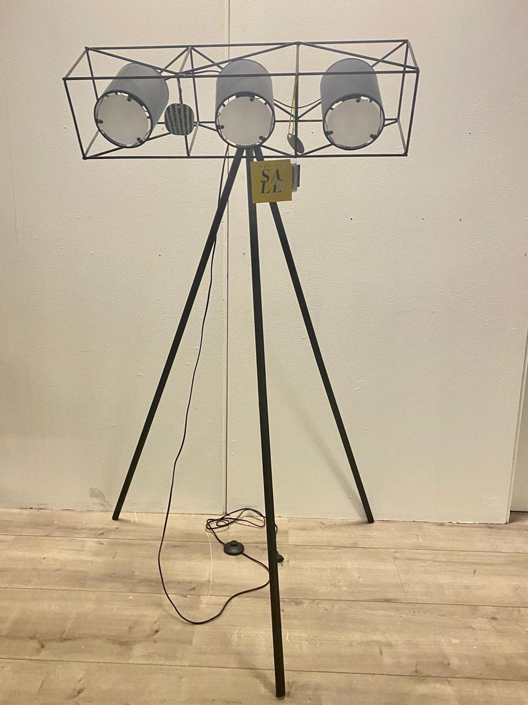 Studio vloerlamp