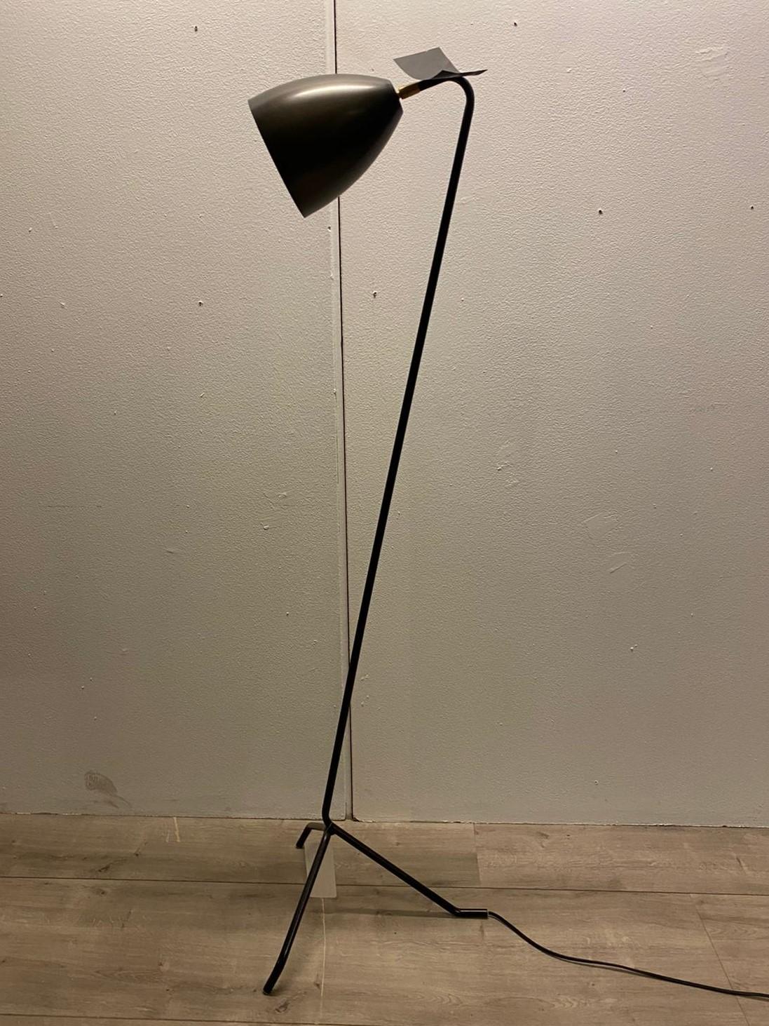 Baldwin vloerlamp.